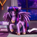 Twilight Princess Fanart by CaliPona