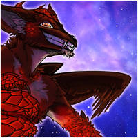 [Comm||Galaxy Icon] HJeojeo by ElectricEidolon