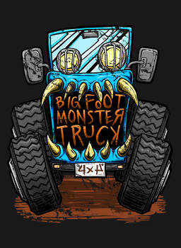 Big Foot Truck 1