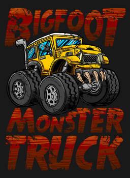 Big Foot Truck 2