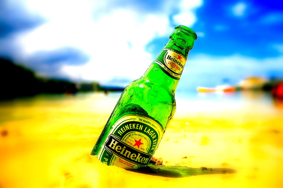 heine in jamaica by SUNphotography
