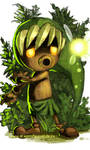 Zelda: Deku Link and Tatl