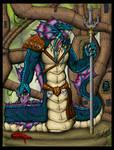 WoW male Naga color