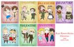 Hetalia Valentines 2012