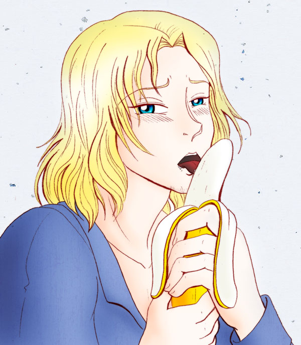Yum Banana by Kelissa