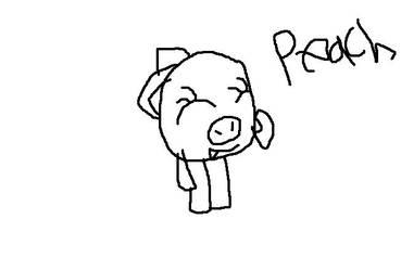 peach by msrmfan2