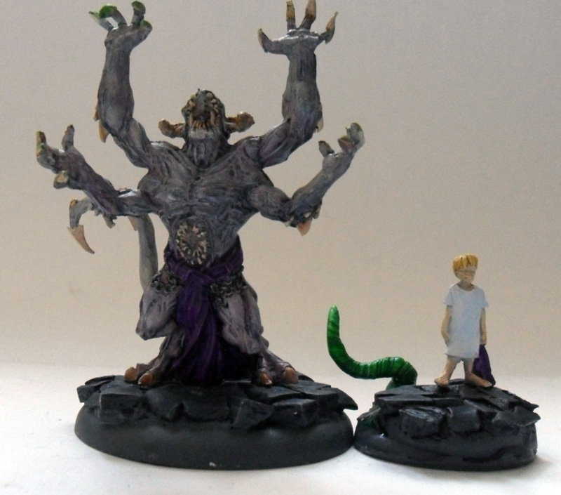 [Divers] Autres figurines : SMC, Eldars, Tyranides et non-GW Malifaux___the_dreamer_and_lord_chompy_bits_by_magegahell-d62ynmx