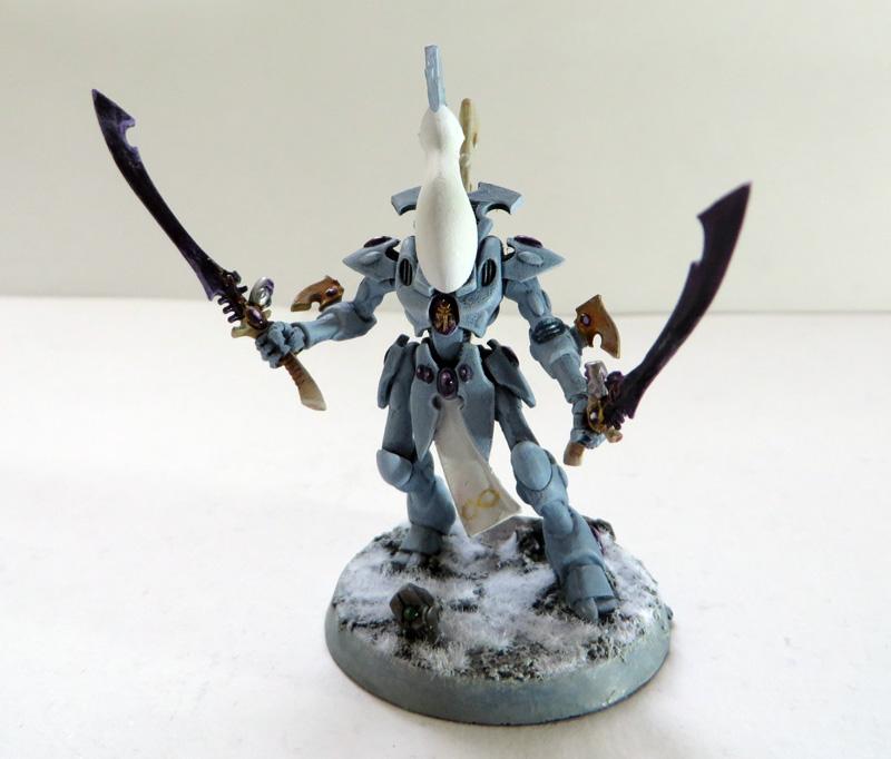 [Divers] Autres figurines : SMC, Eldars, Tyranides et non-GW Eldar_wraithblades_01_by_magegahell-d73mrpe