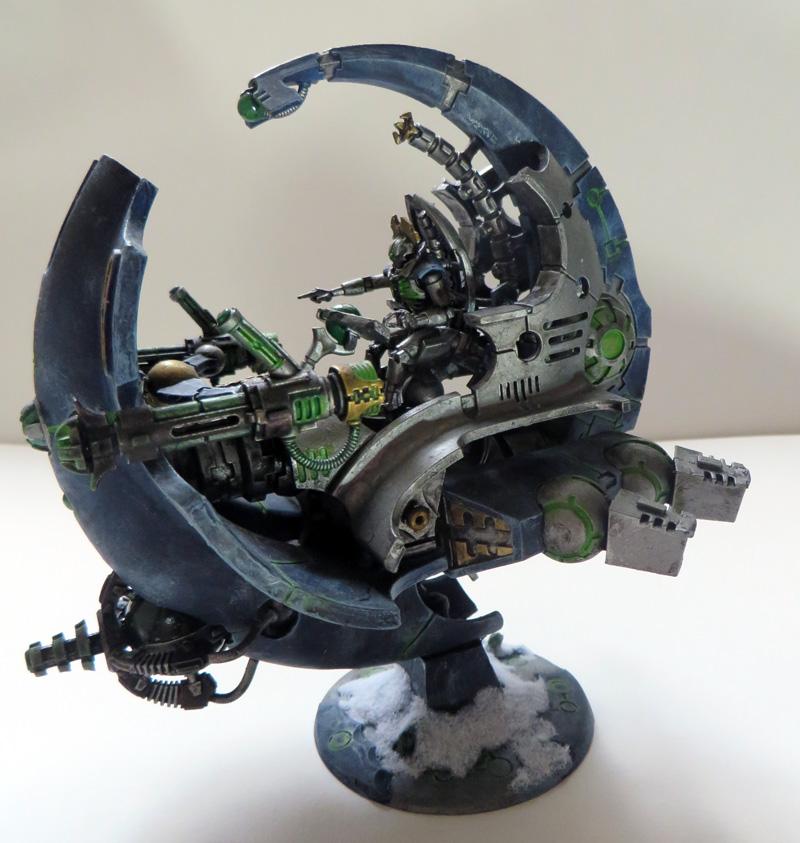 [NECRON] Nouveau véhicules nécrons GW et FW Necron_tesseract_ark_by_magegahell-d86kvxr