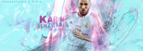 Benzema by shehabkhaled