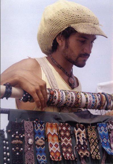 The Sober Hippie by altamashu