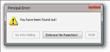 Error Message by sanjis-bride