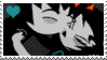 Oh look another KarTer stamp by Risen-Dawn