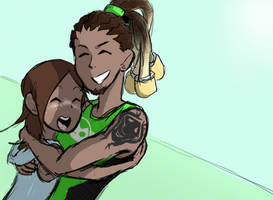 (Trade) Lucio and Melody by Zionthe2