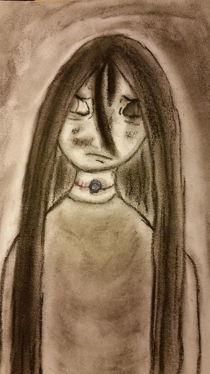 Samara Morgan by JacktheScarecrow34