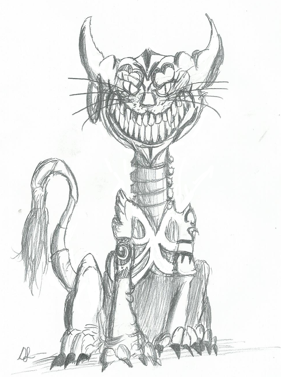 Cheshire Cat by Daniel-SG
