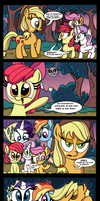 Applejack Vs. Camping (UPDATED)