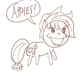 hOII!!! I'M applejack!!