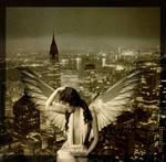Angel Of NY by Canankk