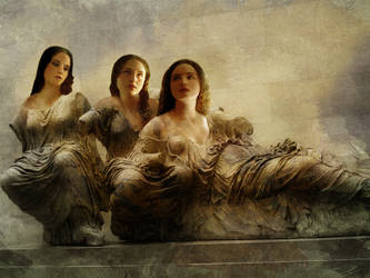 The Muses Awaken by Canankk