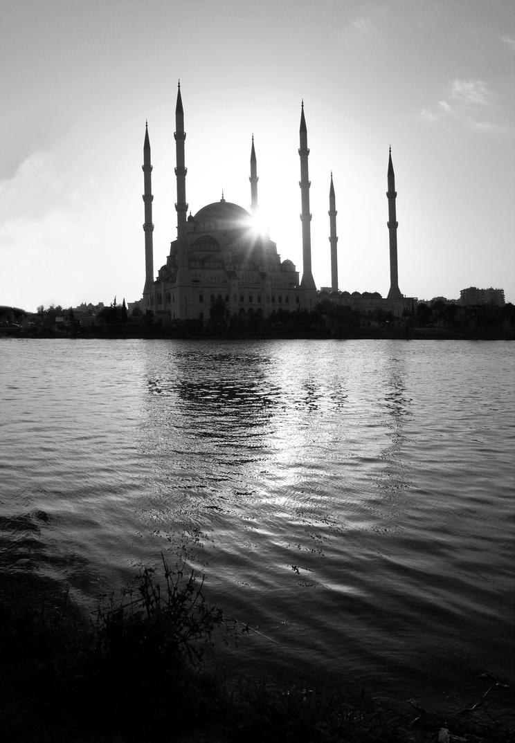 SABANCI Central Mosque Adana by Canankk