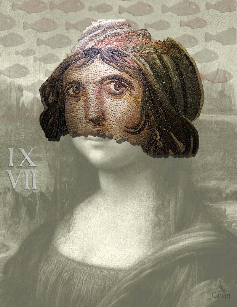 Zeugma Mona Lisa by Canankk