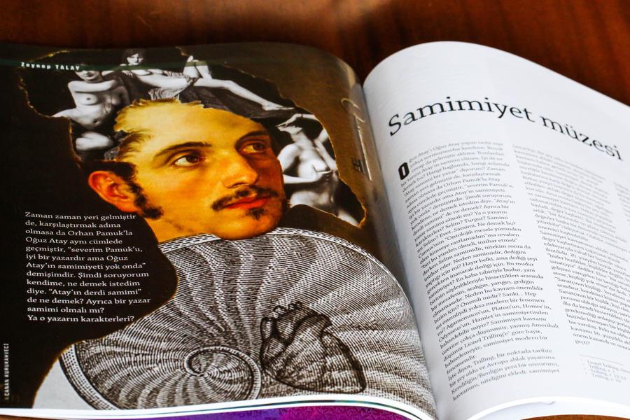 PsikeArt Magazine by Canankk