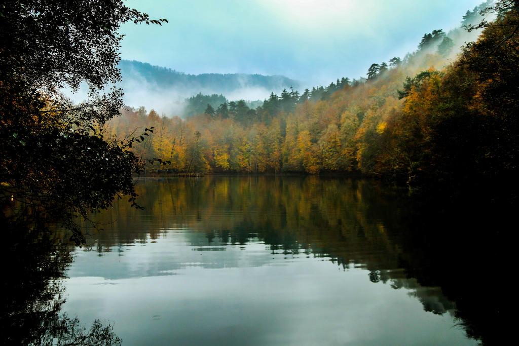 Seven Lakes - 1 by Canankk