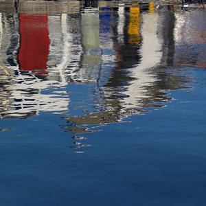 Mondrian Sea by Canankk