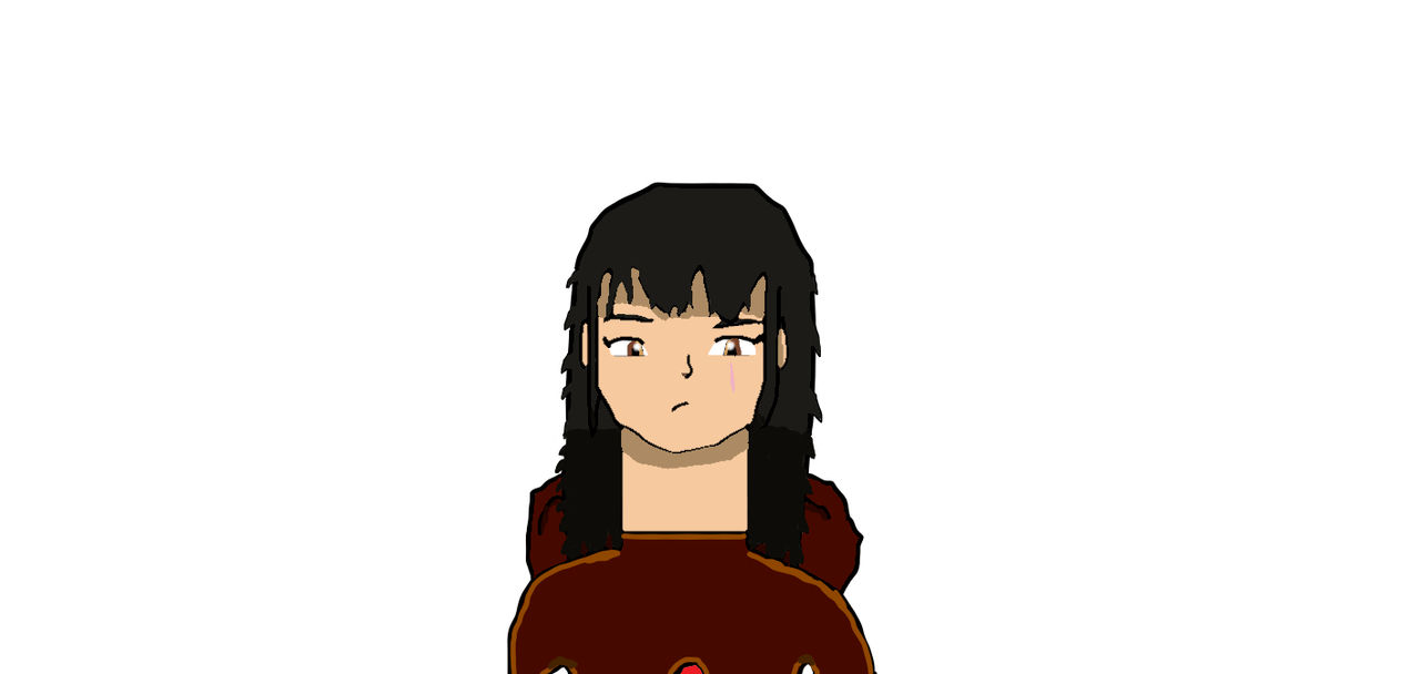 Ying the Firebender by NightFury125