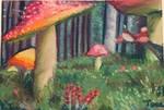 Some Majestic Mushrooms