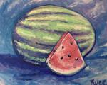 Paint Nite Watermelon
