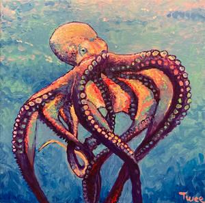 Majestic Octopus