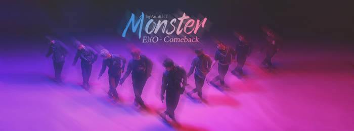 [20160613] EXO - Monster Comeback by HuongThao