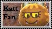 Katt Fan Stamp by tinystalker