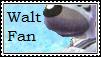 Walt Fan Stamp by tinystalker