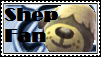 Shep Fan Stamp by tinystalker