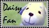 Daisy Fan Stamp by tinystalker