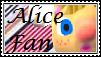 Alice Fan Stamp by tinystalker