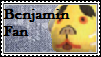 Benjamin Fan Stamp by tinystalker
