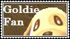 Goldie Fan Stamp by tinystalker