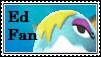 Ed Fan Stamp by tinystalker
