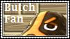 Butch Fan Stamp by tinystalker