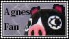Agnes Fan Stamp by tinystalker