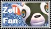 Zell Fan Stamp by tinystalker