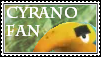 Cyrano Fan Stamp by tinystalker