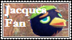 Jacques Fan Stamp by tinystalker