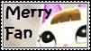 Merry Fan Stamp by tinystalker