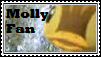 Molly Fan Stamp by tinystalker