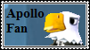 Apollo Fan Stamp by tinystalker